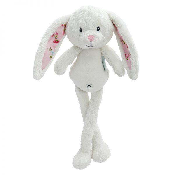 Kosedyr kanin rosa blomster Little Dutch