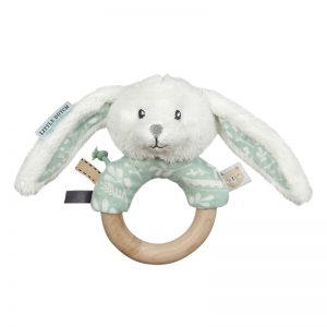 Ring rangle i tre Mint Little Dutch