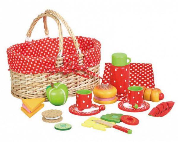 MaMaMeMo picnickurv i tre