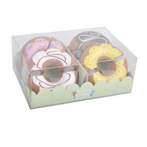 Donuts i tre fra MaMaMeMo