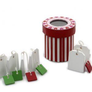 teposer i tre til lekekjøkkenet fra Magni Imagetoys