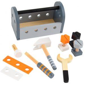 verktøykasse i tre