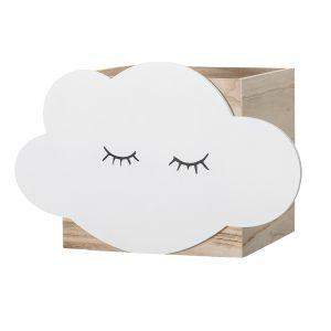 Oppbevaringskasse med sky fra Bloomingville Mini