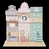 Rosa byggeklosser fra Little Dutch