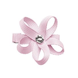 Hårspenne Isabell i fargen Icy Pink fra Prinsessefin