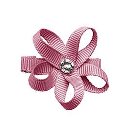 Hårspenne Isabell i fargen Rosy Mauve fra Prinsessefin