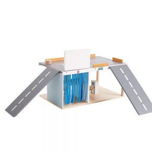 Bilservicestasjon Aiden fra Kids Concept