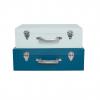Kofferter 2-pk blå fra Jabadabado