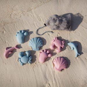 Scrunch sandformer