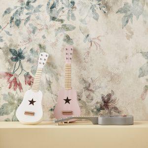 KidsConcept Gitar - hvit