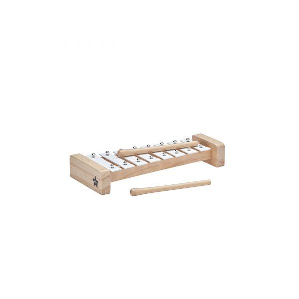KidsConcept Xylofon - Hvit