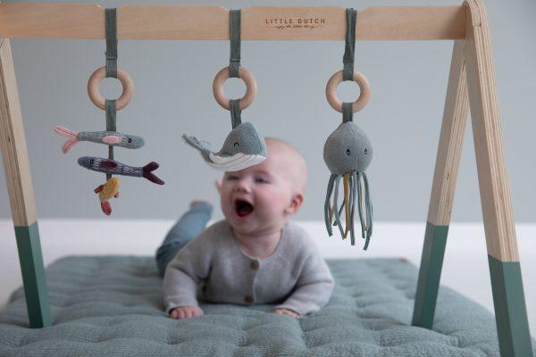 Little Dutch Babygym Ocean Mint