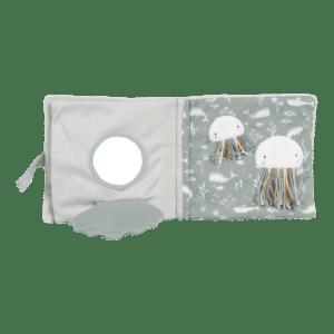 Little Dutch Stor Aktivitetsbok - Ocean Mint
