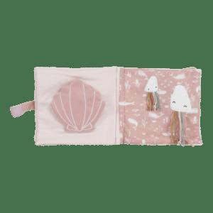 Little Dutch Stor aktivitetsbok ocean pink