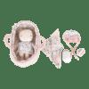 Little Dutch Babydukke med bærebag - Rosa